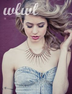 We Like We Love magazine february/2013 #design #fashion #quarterly #free