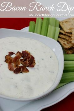 Bacon Ranch Dip | Re