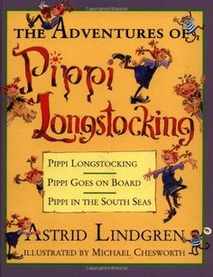 The Adventures of Pippi Longstocking by Astrid Lindgren. $19.80. Publisher: Viking Juvenile (October 1, 1997). Reading level: Ages 7 and up. 296 pages. Publication: October 1, 1997. Author: Astrid Lindgren. Save 34%!