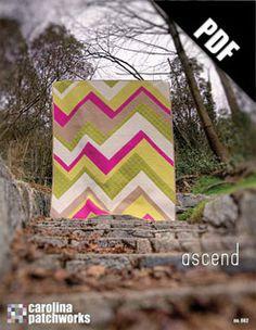 Carolina Patchworks Ascend - Downloadable Pattern