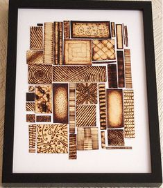 Pyrographic Art