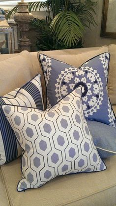 -Cape Cod Collection- pillow