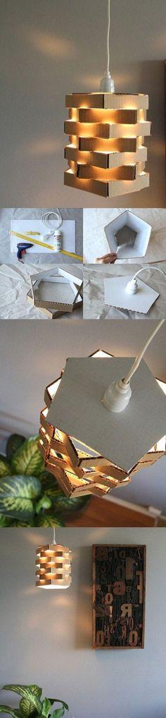 Diy Cool Lamp | DIY  Crafts Tutorials