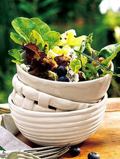 The Blues Salad
