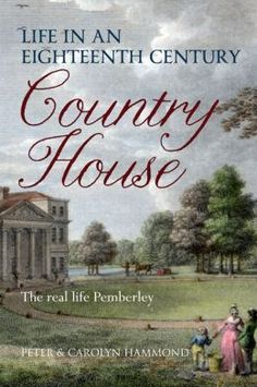 Life in an Eighteenth Century Country House: Letters from the Grove. By Peter and Carolyn Hammond. Amberley, Jan. 2013. 158 p. The book is about Grove House in Chiswick. EA.
