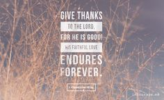 Give Thanks - http:/