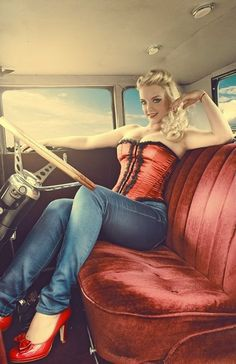 Congratulations to the winner of the October Pinup Doll of the...