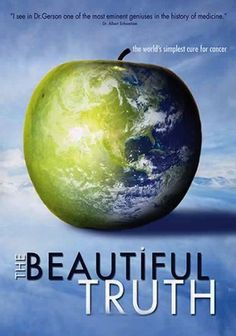 The Beautiful Truth (2008) This documentary follows the journey of Garrett Kroschel, an animal-loving teenager raised in Alaska who, after reading a book by Dr. Max Gerson, is inspired to investigate its premise that diet can cure cancer and other diseases. Garrett travels across the country, visiting with physicians, scientists and cancer survivors to discuss Gerson Therapy -- and Gerson's claim that the medical industry has suppressed natural cancer cures for years.
