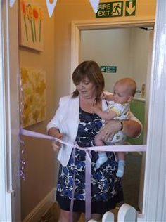 AN Ashbourne nursery has recently opened a new baby room.
