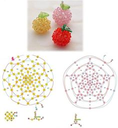 Apple - Beaded Jewelry Patterns