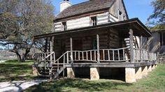 Settlers Cabin | Tin Star Ranch - Settler's Cabin