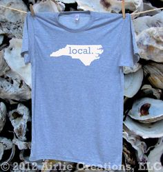 style, north carolina local, carolina girl, tee shirts, homes, tarheel apparel