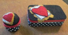 DIY Bottle Top Pin Cushion and Altered Altoid Tin Kit