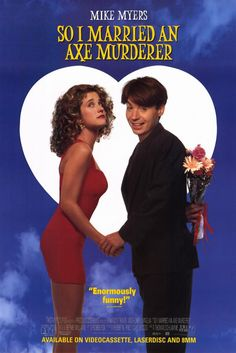 This is my favorite Mike Myers movie!