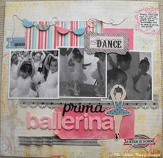 Prima Ballerina - Scrapbook.com