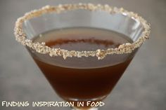Finding Inspiration In Food: Pecan Pie Martini
