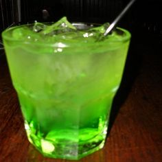 Midori Sour mix drink recipe