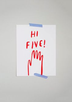 Bloesem kids | Hi Five! It's the weekend. Here are our link loves this week