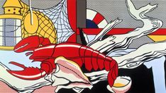 Roy Lichtenstein - S