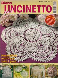 Revistas: Tejidos y Manualidades: 3 revistas en 1: Crochet y cómo tejer usando la famosa horquilla!!! :)