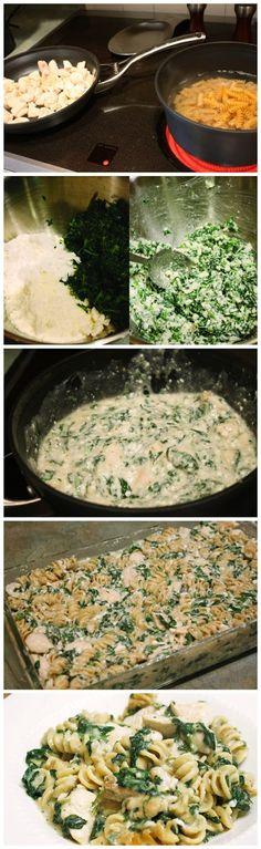 Best of Recipe: Skinny Chicken Florentine