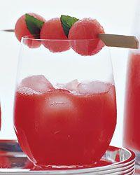 Watermelon Sangria Recipe on Food & Wine