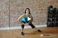 10-Minute Stretching Routine for Runners Video via @SparkPeople