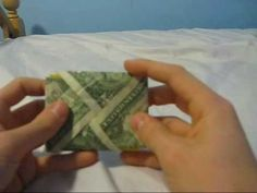 Money Origami: The X-Wallet