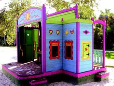 5 playhouse ideas These are AMAZING!!!!