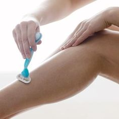 How to shave your legs without irritating them