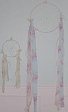 DIY: Shabby Chic Dreamcatchers