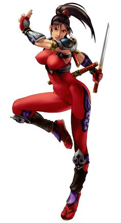 Taki from Soul Calibur II