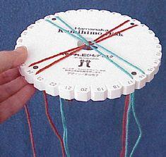 The kumihimo disc