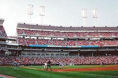 Great American Ball Park, Cincinnati Reds