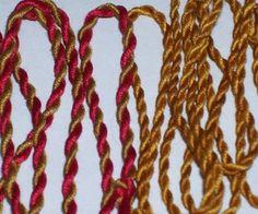 2 colour cording