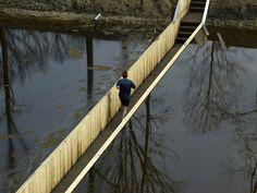 Moses Bridge / RO Architecten