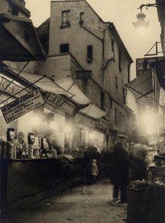 Montmartre, Paris [1930]