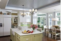 """6"""" Tongue And Groove Ceiling Design Ideas, Pictures, Remodel and Decor"""