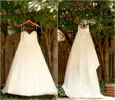 Country wedding dress