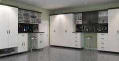 Garage Cabinets | Garage Storage | Garage Organization
