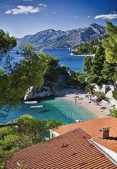 Croatian coast.