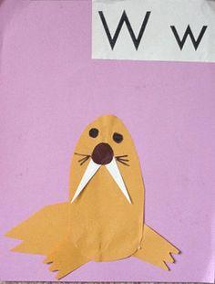 W:  Walrus