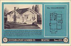 1924 Stetson & Post - Yellowstone