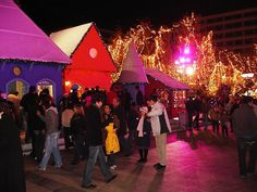 Syntagma Square, Athens xmas 2006 by George Arg, via Flickr