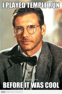 Hipster Indiana Jones