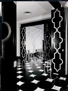 The Essex House, New York City, 1954