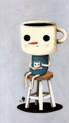 teacup head boy.