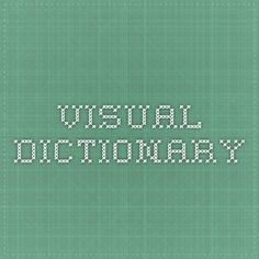 Visual dictionary