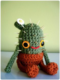 cactus! Could be cute as a pin cusion