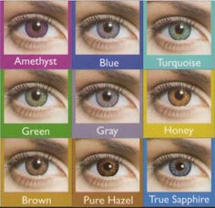 FreshLook ColorBlends Contact Lenses available at Executive Optical located at the Upper Ground Floor of SM City Manila